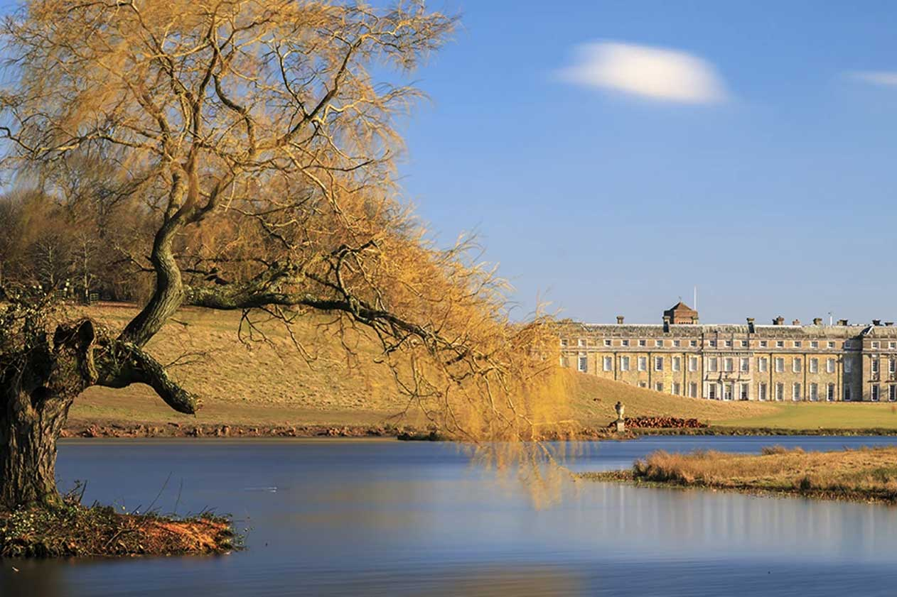Petworth House and Park Petworth, West Sussex