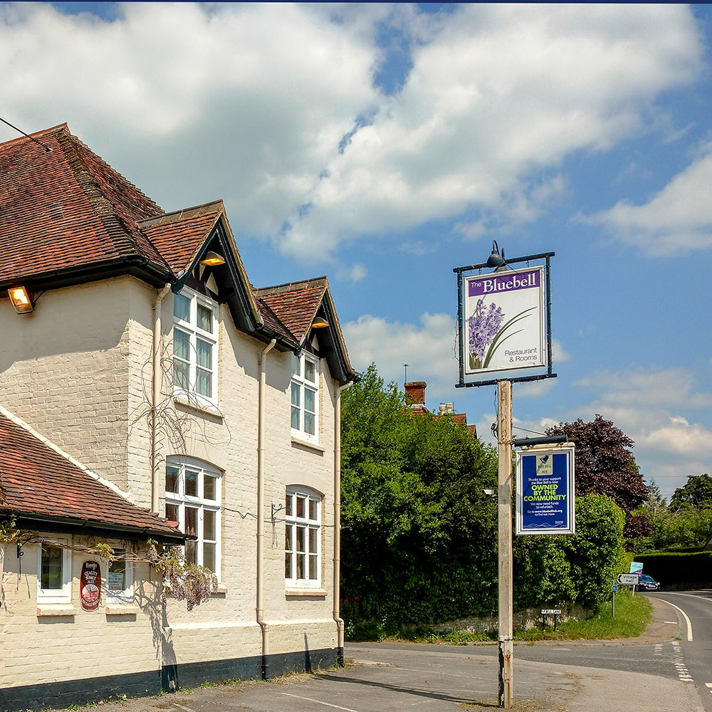 The Blue Bell - Cocking, West Sussex