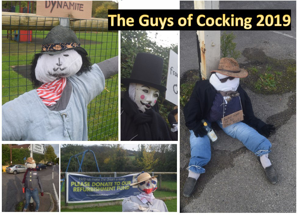 The Guys of Cocking 2019
