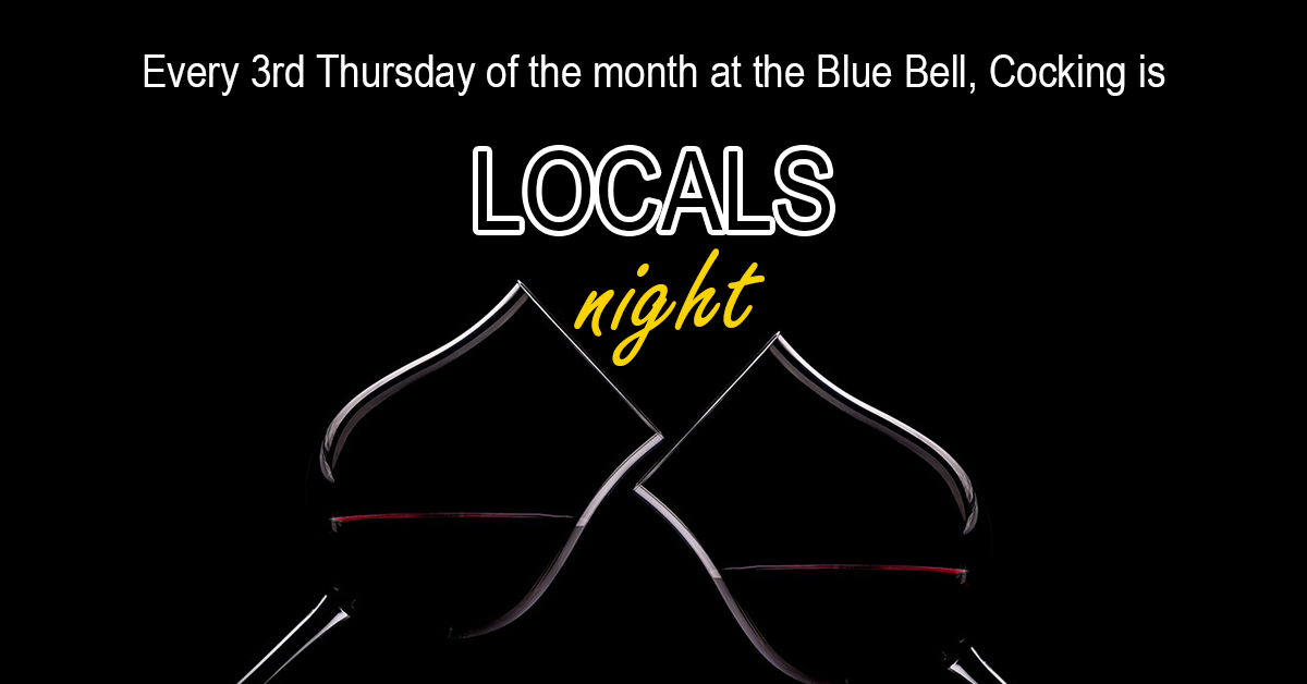 Locals Night - The Blue Bell, Cocking, West Sussex